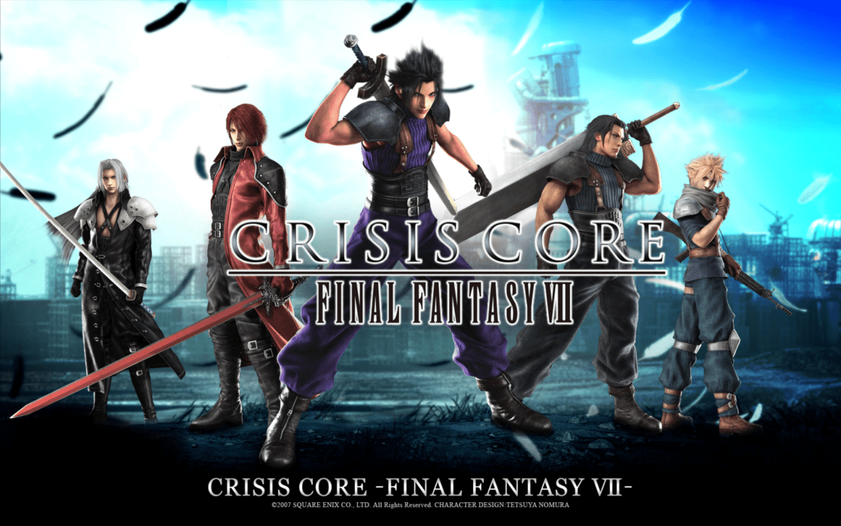 Un héroe ignorado: Crisis Core: Final Fantasy VII