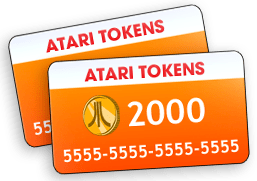 Atari Token credit card