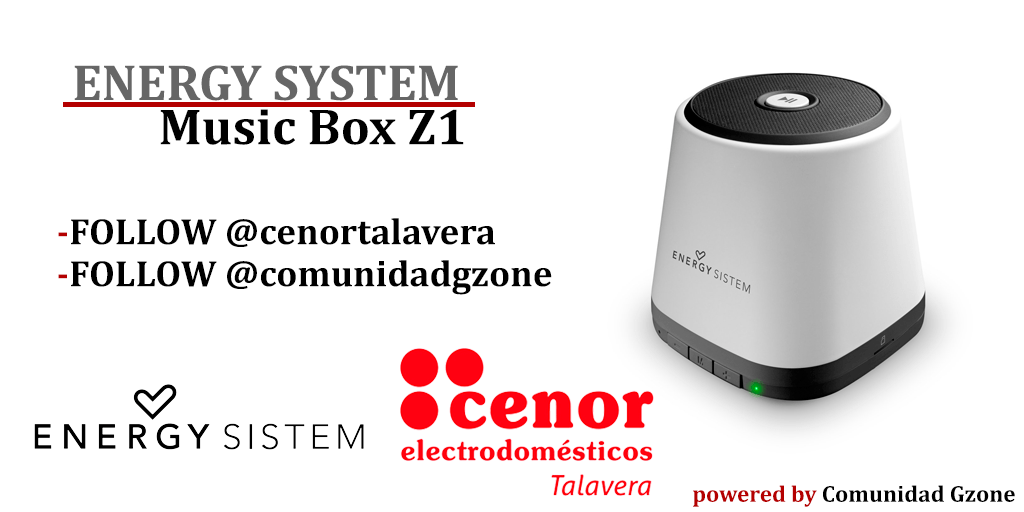 Altavoz Energy Music Box Z1